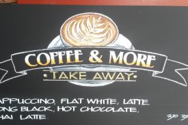 Gazzi Coffee Board